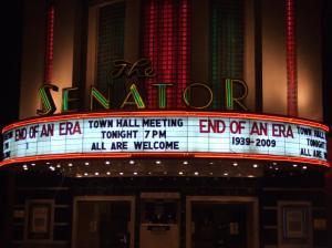 Last 1st-run Movie Palace Closes