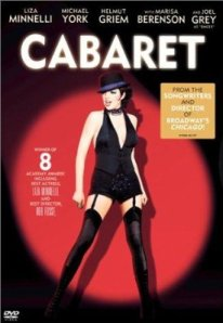 See Cabaret this weekend!