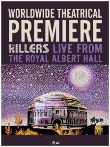 Killers-Live@RoyalAlbert