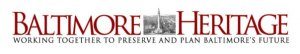 Baltimore Heritage, Inc. logo